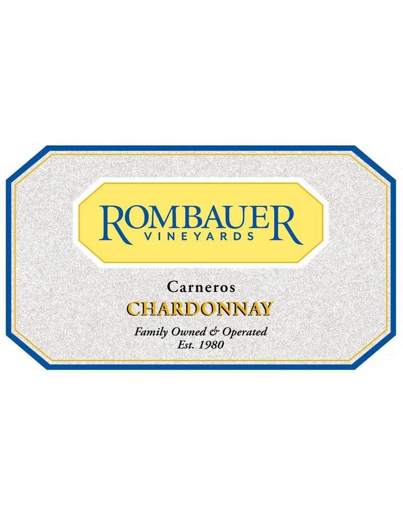 Opulent Rombauer Chardonnay