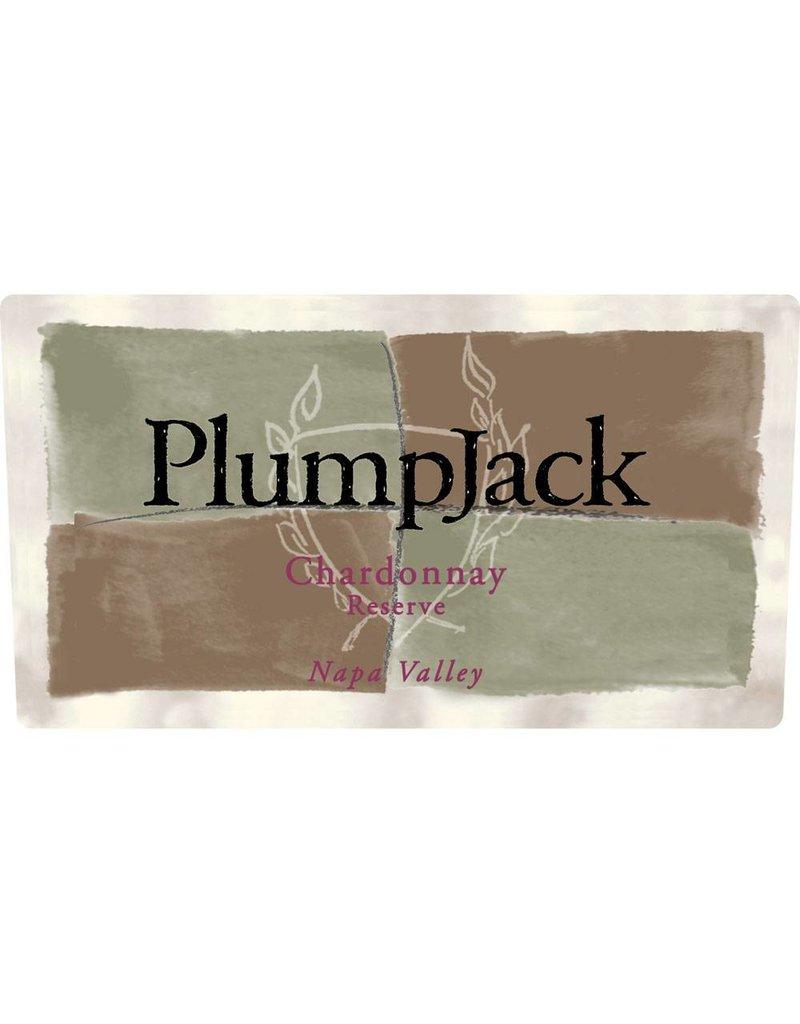 Opulent PlumpJack Reserve Chardonnay