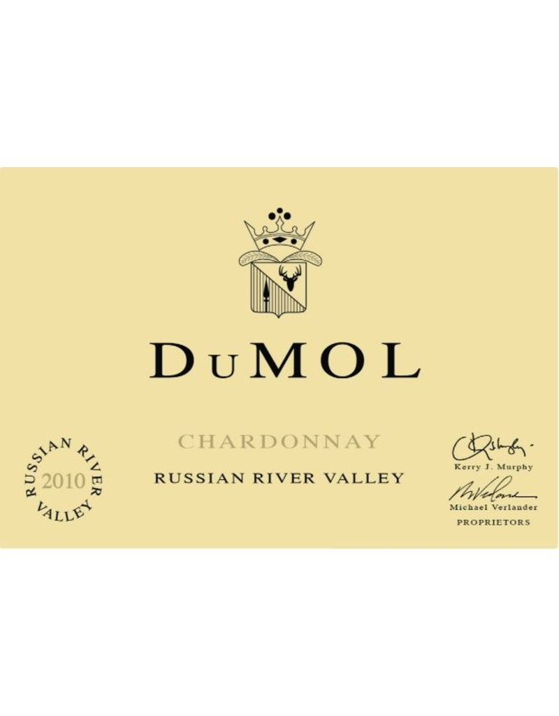 Opulent DuMol Chardonnay