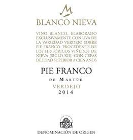 Opulent Blanco Nieva Pie Franco Verdejo