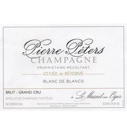 Vivacious Pierre Peters Cuvee de Reserve Blanc de Blanc Champagne