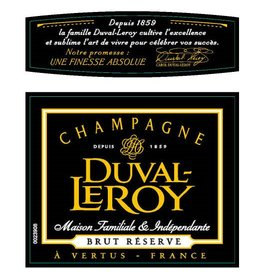 Vivacious Duval LeRoy Brut Reserve Champagne