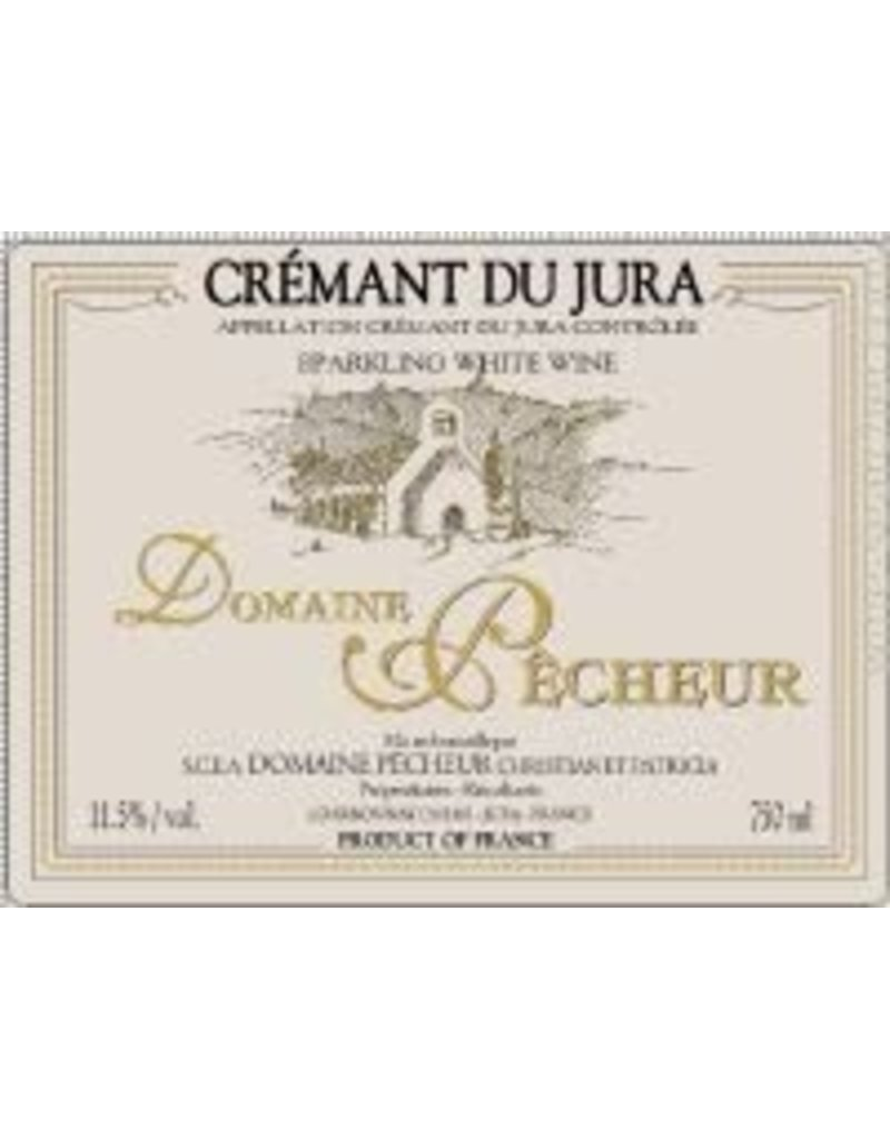 Vivacious Domaine Pecheur Cremant de Jura