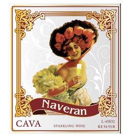 Vivacious Naveran Brut Nature Vintage Cava 2015