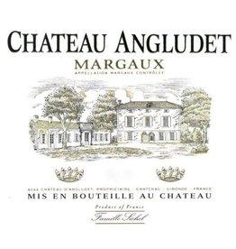 Elegant Chateau Angludet Margaux 2012