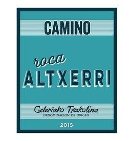 Charming Camino Roca Altxetti Txakolina