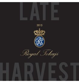 Indulgent Royal Tokaji Late Harvest 2015