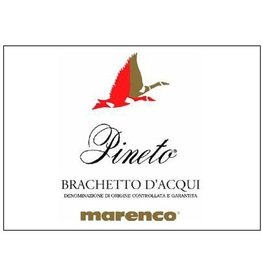 Indulgent Pineto Brachetto D'Acqui