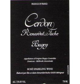 Indulgent Renardat-Fache Cerdon Bugey