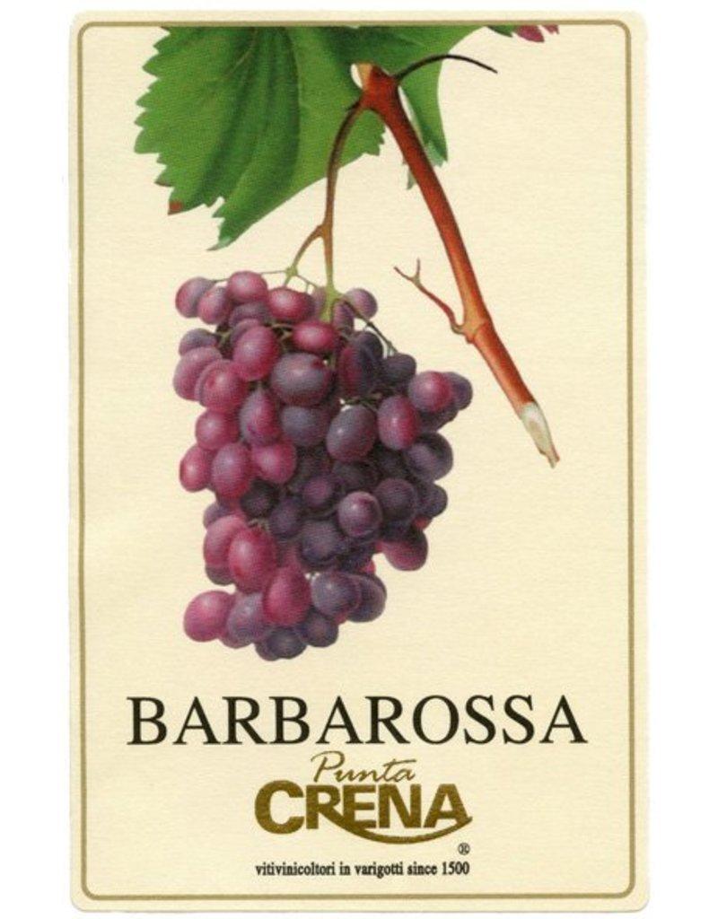 Rose Punta Crena Barbarossa Rosato