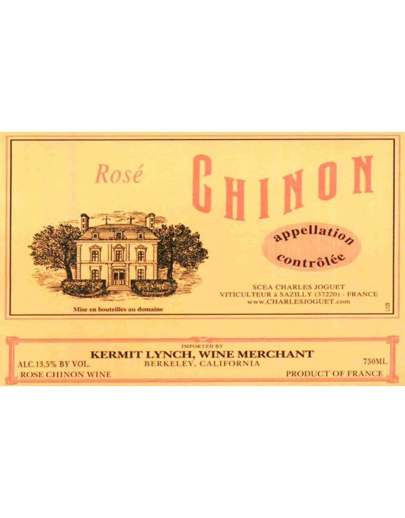 Rose Charles Joguet Chinon Rose