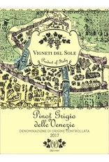 Candid Tre Venezie Vigneti Del Sole Pinot Grigio