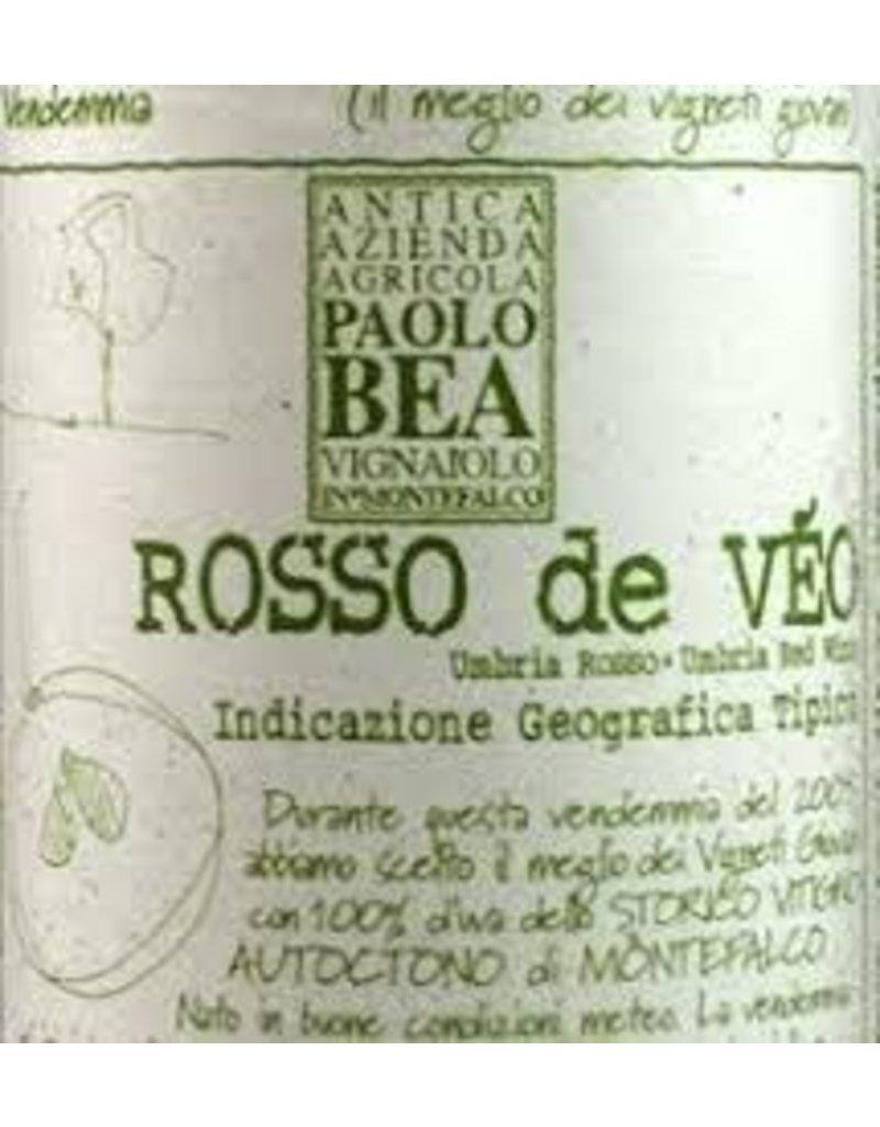 Cellar Paolo Bea Rosso de Veo 2006