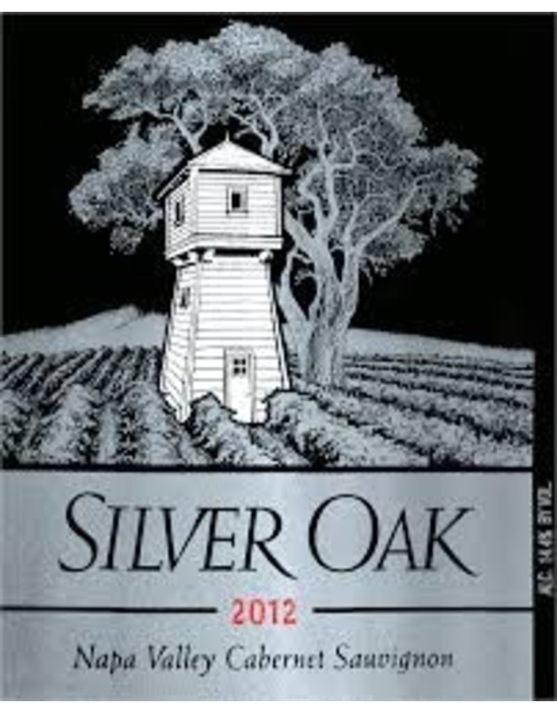 Cellar Silver Oak Napa Valley Cab, 2012