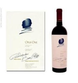 Cellar Opus One, 2012