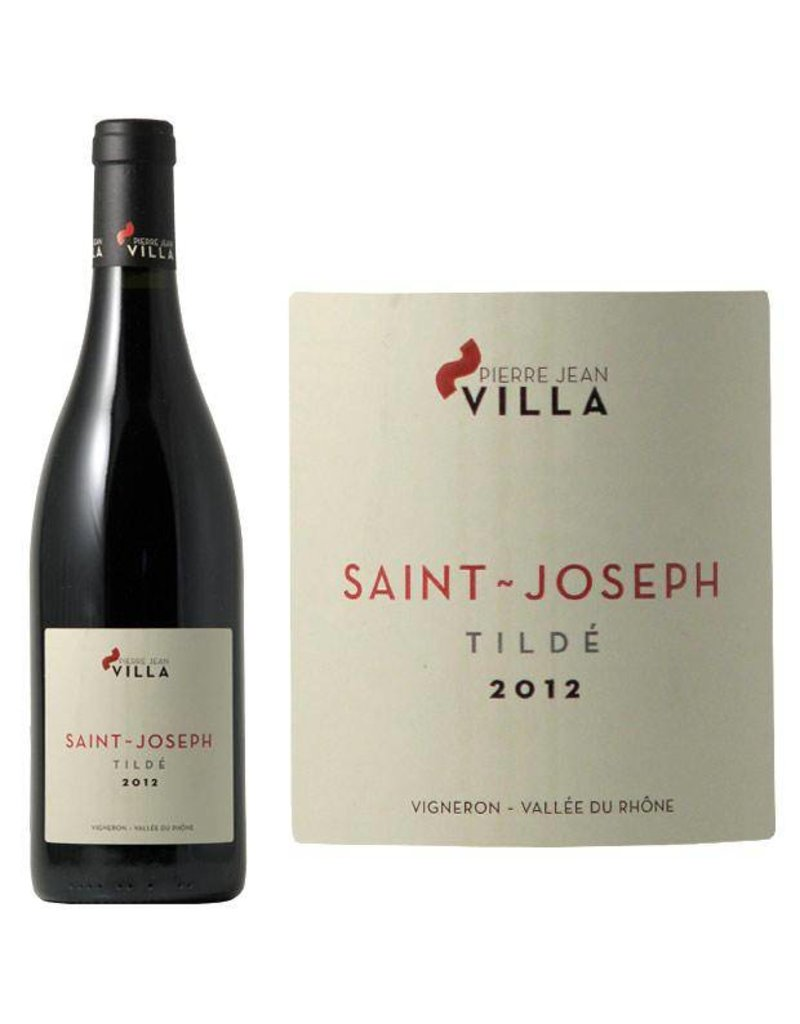 "Cellar Domaine Pierre Jean Villa Saint-Joseph ""Tilde"" 2013"