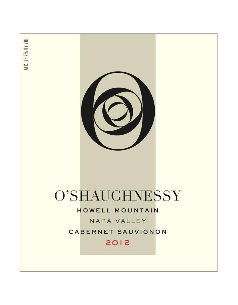 Cellar O'Shaughnessy Howell Mountain Cabernet Sauvignon