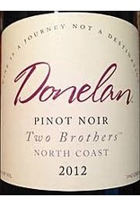 Cellar ​DONELAN TWO BROTHERS PINOT NOIR, 2012