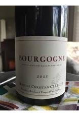 Cellar Domaine Christian Clerget Bourgogne, 2014