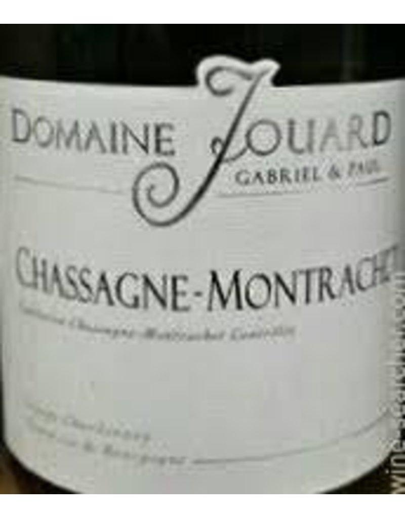 Cellar Domaine Jouard Chassagne-Montrachet, 2014