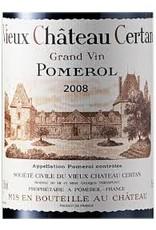Cellar VIEUX-CHATEAU-CERTAN, POMEROL, 2008
