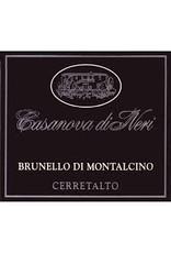 """Cellar CASANOVA DI NERI """"CERRETALTO"""" BRUNELLO DI MONTALCINO, 2010"""