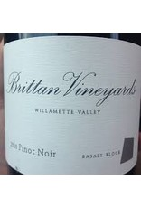 "Cellar BRITTAN VINEYARDS ""BASALT BLOCK"" PINOT NOIR, 2012"