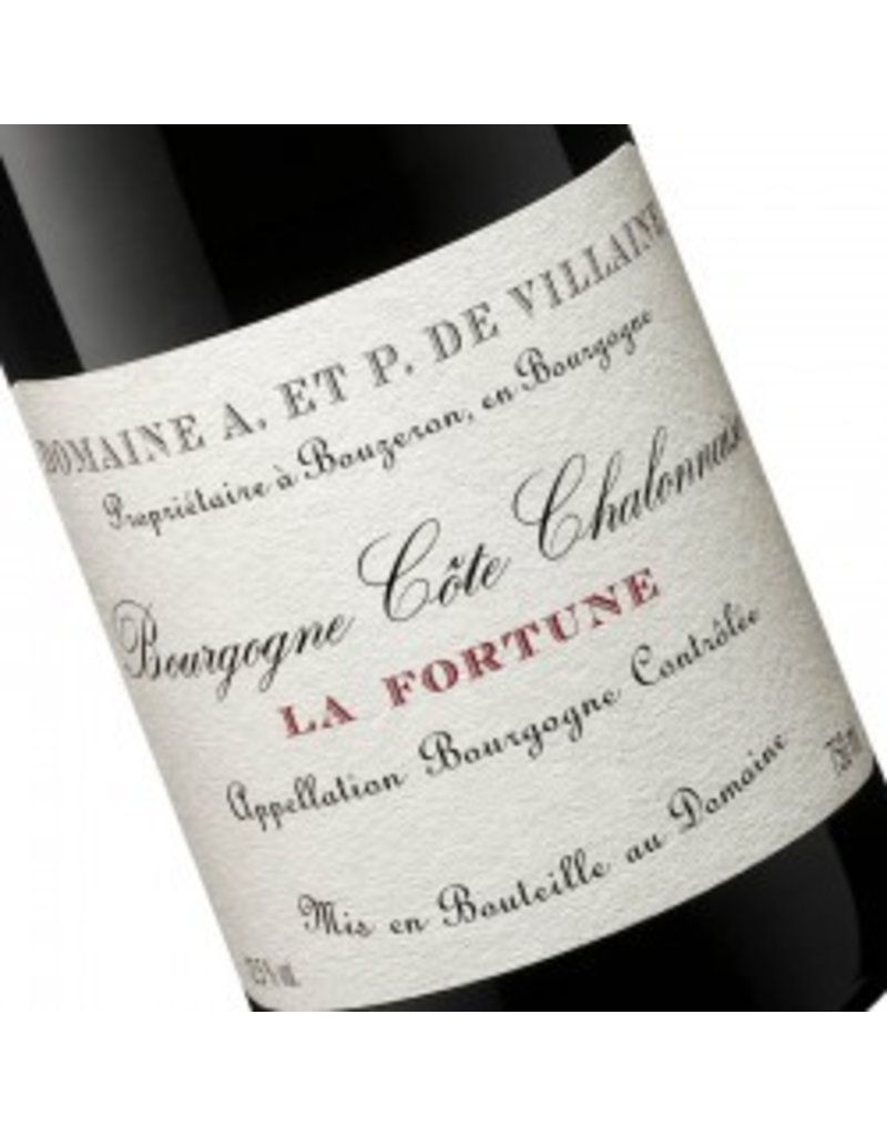 "Cellar Domaine A&P de Villaine Bourgogne Rouge ""La Fortune"", 2014"