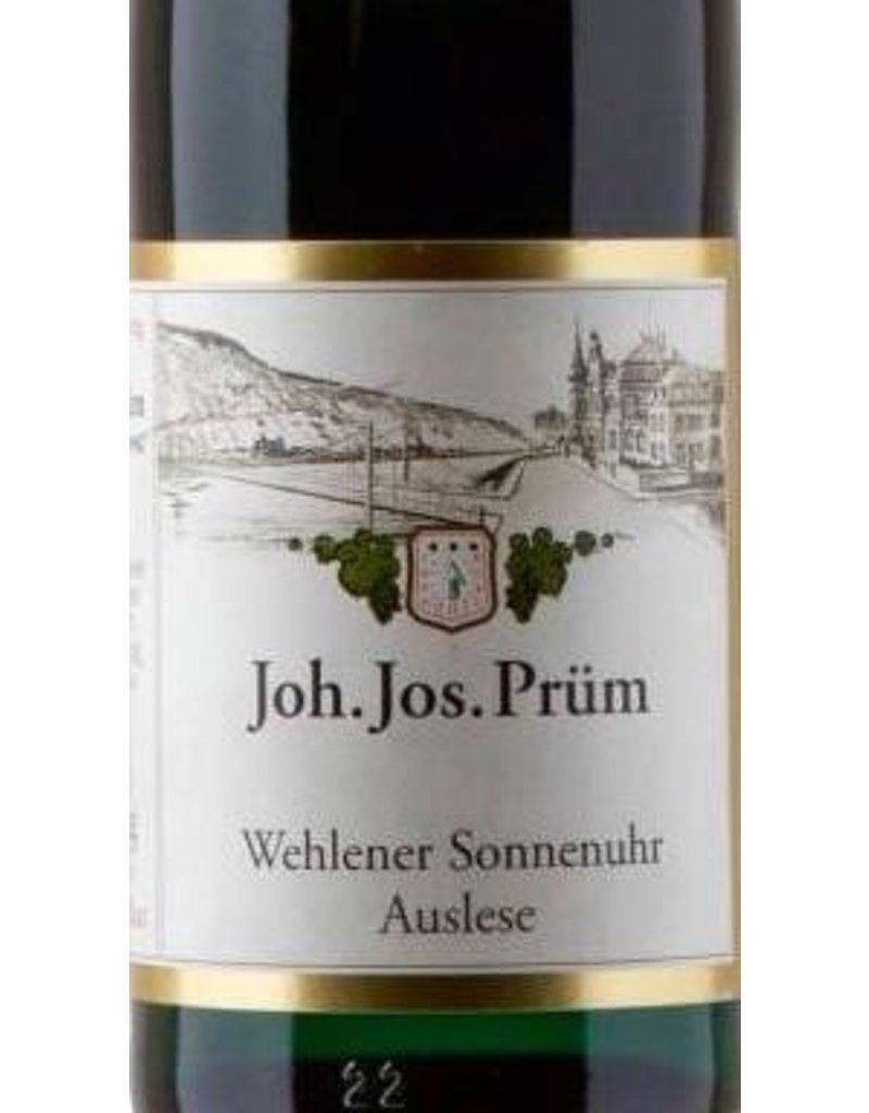 Cellar JJ Prum Wehlener Sonnenuhr Riesling Auslese Vertical 2003, 2007, 2009