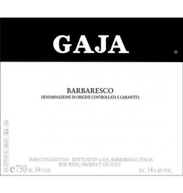 Cellar Gaja Barbaresco 2014