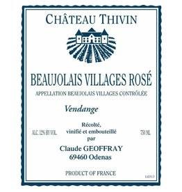Charming Thivin Beaujolais Rose