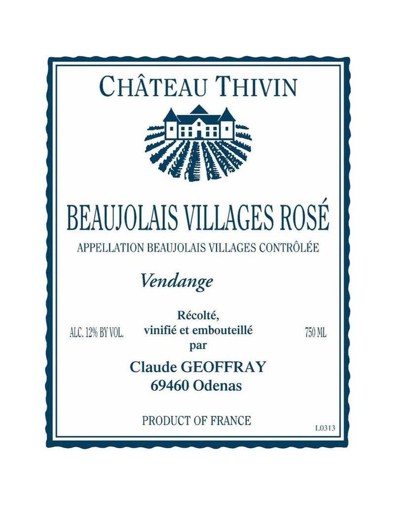 Charming Thivin Beaujolais Rose