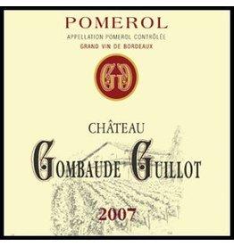Elegant Chateau Gombaude Guillot 2007