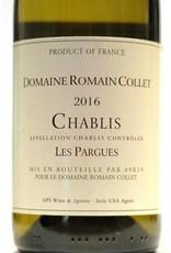 Charming Domaine Romain Collet Chablis