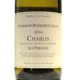 Charming Domaine Romain Collet Chablis