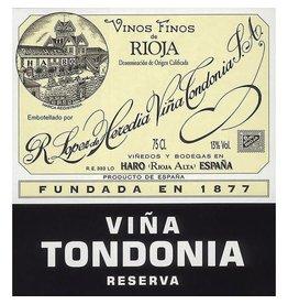 Intense Vina Tondonia 2005 Reserva