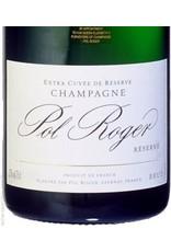 Vivacious Pol Roger Reserve Champagne