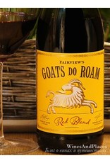 Elegant Goats do Roam Red Blend
