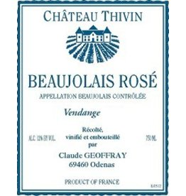 Rose Thivin Beaujolais Rose