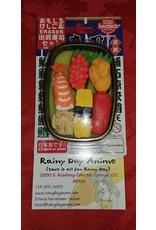 Iwako Eraser Set, Sushi Box