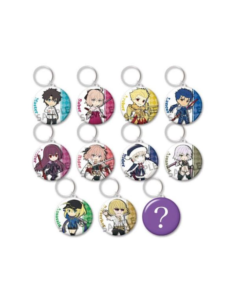 Fate Grand Order Keychain Blind Pack