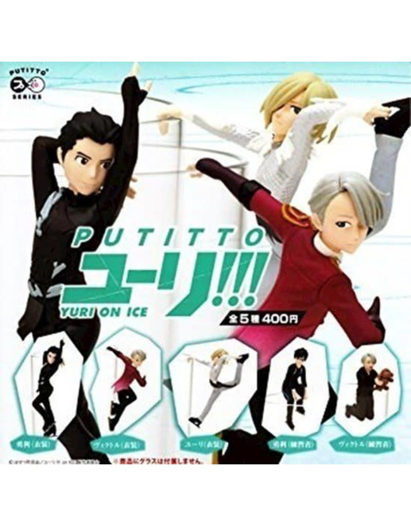 Yuri on Ice Putitto Gachapon