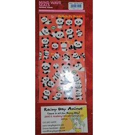 Panda Stickers