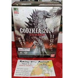 """Godzilla '14 3.5"""" Figure"""