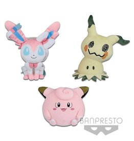 "Pokemon 8.5"" Fairy Plush"