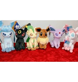 Eeveelution  USA Plush