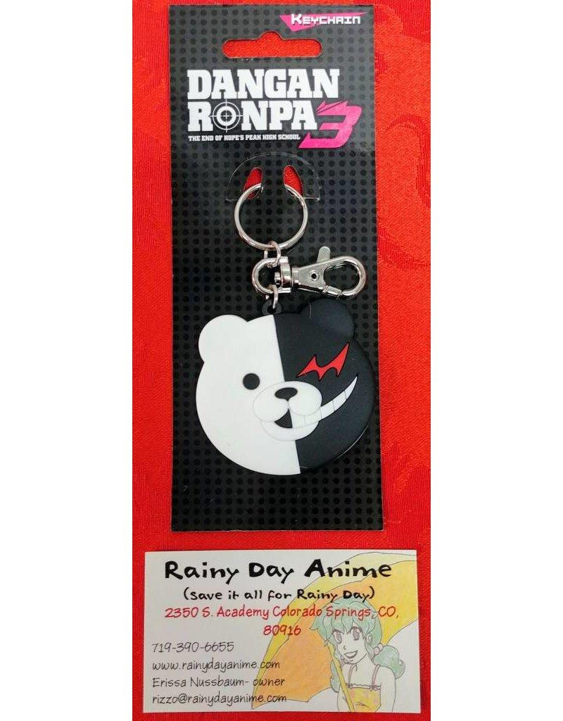 Danganronpa Monokuma Keychain