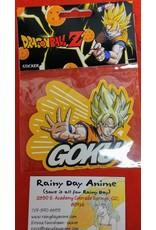 Dragon Ball Z Goku Sticker