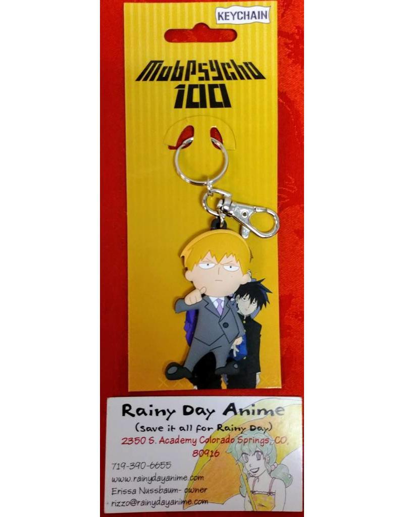 Mob Psycho 100 Reigen Keychain