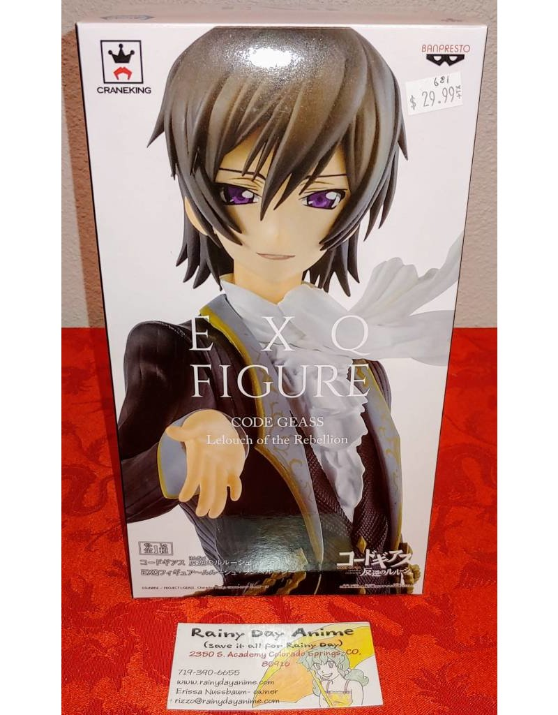 Lelouch EXQ Figure 681